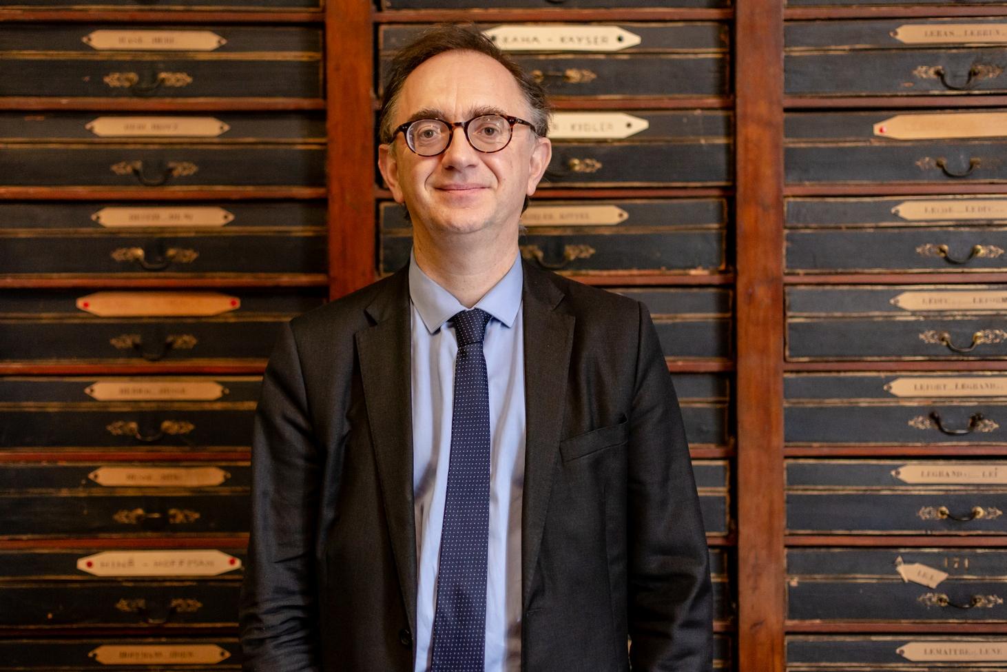 M. de Bergevin Gwen-Aël