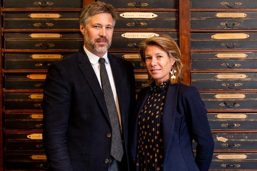 Mme Andriveau Cécile<br> M. Andriveau Matthieu