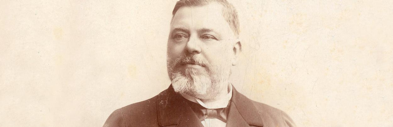 Gustave Pelletier contribua à l'essor de l'étude qui deviendra les Archives généalogiques Andriveau